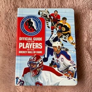 NEW Hockey Hall of Fame Book